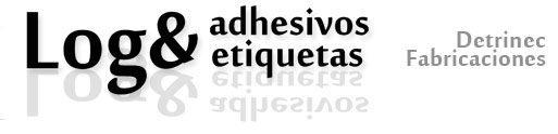 Logo, Adhesivos y Etiquetas