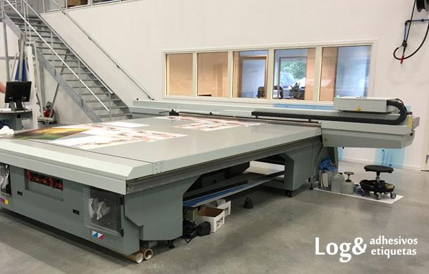 Detrinec Fabricaciones, Impresión digital de gran formato